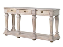 Load image into Gallery viewer, Imperial 3 drawer console table