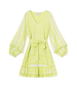 Cecilie Copenhagen Green Liv Dress