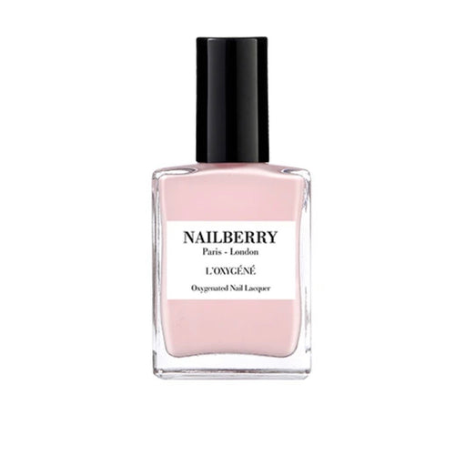 Nailberry 'Rose Blossom' Pastel Pink Nail Varnish