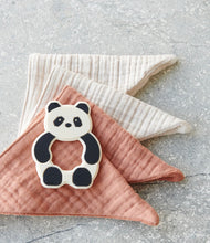 Load image into Gallery viewer, Liewood Gerda Teether - Panda creme de la creme