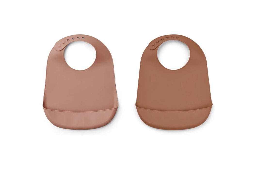 Liewood Rose 2 Pack Bibs