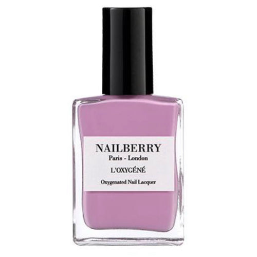 Nailberry 'Lilac Fairy' Pale Nail Varnish