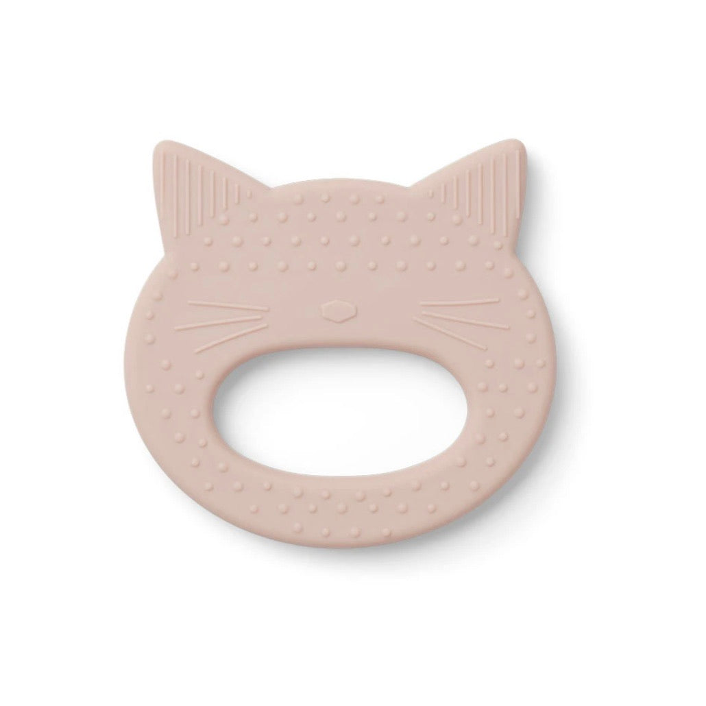 Liewood Pink Silicone Teether