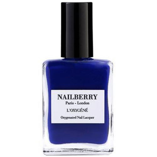 Nailberry 'Maliblue' Electric Blue Nail Varnish