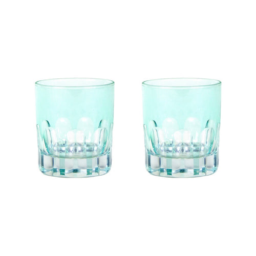 Rialto Menthe Old Fashion Glass