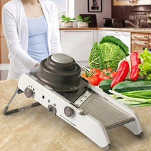 Load image into Gallery viewer, KIMURAI™ ROYAL STAINLESS STEEL JAPANESE MANDOLINE SLICER