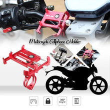 Load image into Gallery viewer, ALL METAL PHONE MOUNT HIGHEST QUALITY MOTORCYCLES MOUNTAIN BIKES