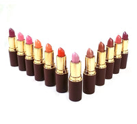 12 Colors Luxurious Lipstick Collection