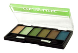 Mineral Eyeshadow Palettes - Rainforest
