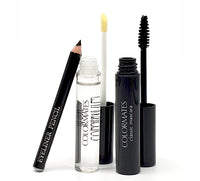 Basic Set - Mascara, Lipgloss & Eyeliner Pencil