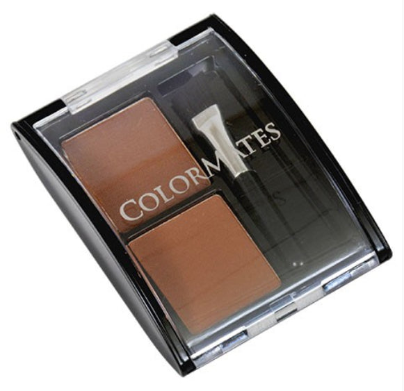 Brow Powder - Dark Brown/Medium Brown