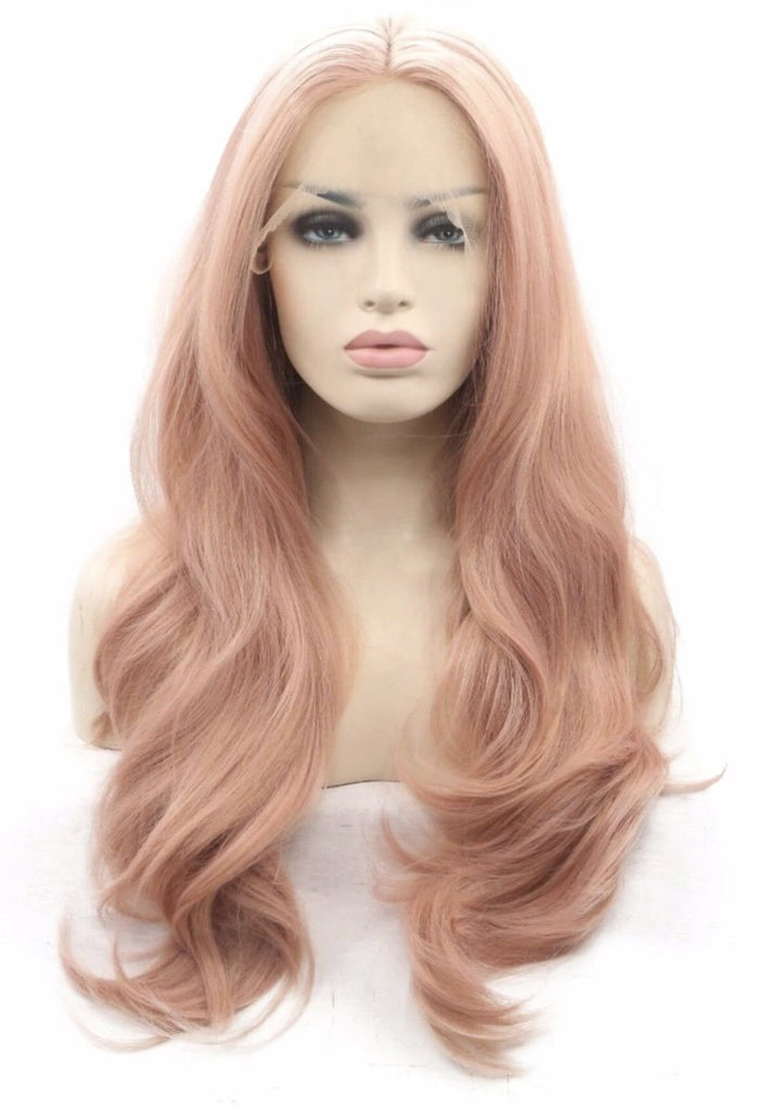 Load image into Gallery viewer, Deysi Synthetic Lace Front Wig 24""