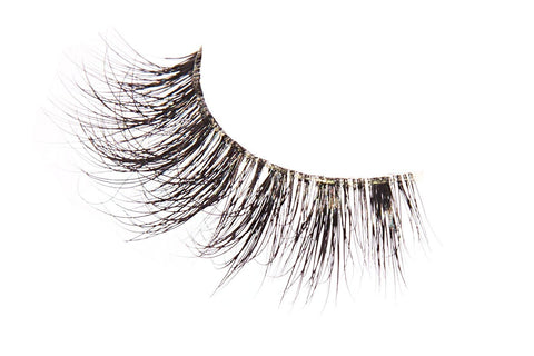 Invisible Band 3D mink 'Whip' Eyelashes