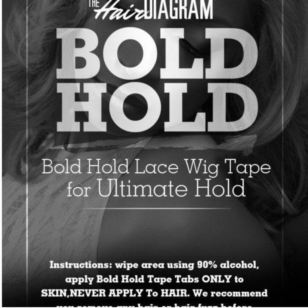 Load image into Gallery viewer, Bold Hold Lace/Wig Tape