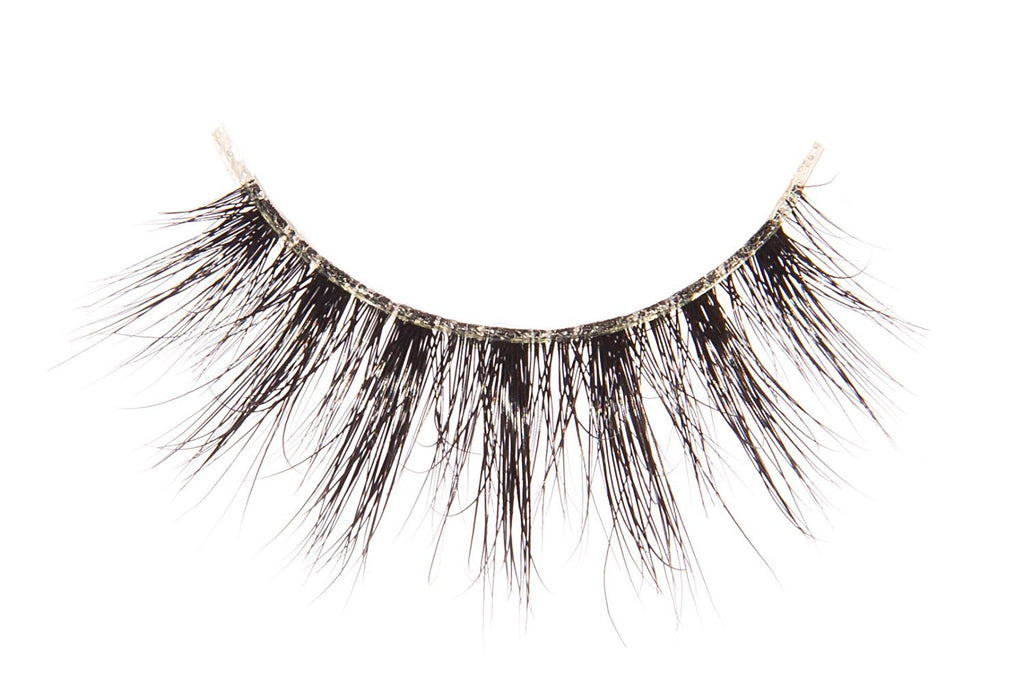 "Load image into Gallery viewer, Invisible Band 3D mink ""Whip Lash"" Eyelashes"