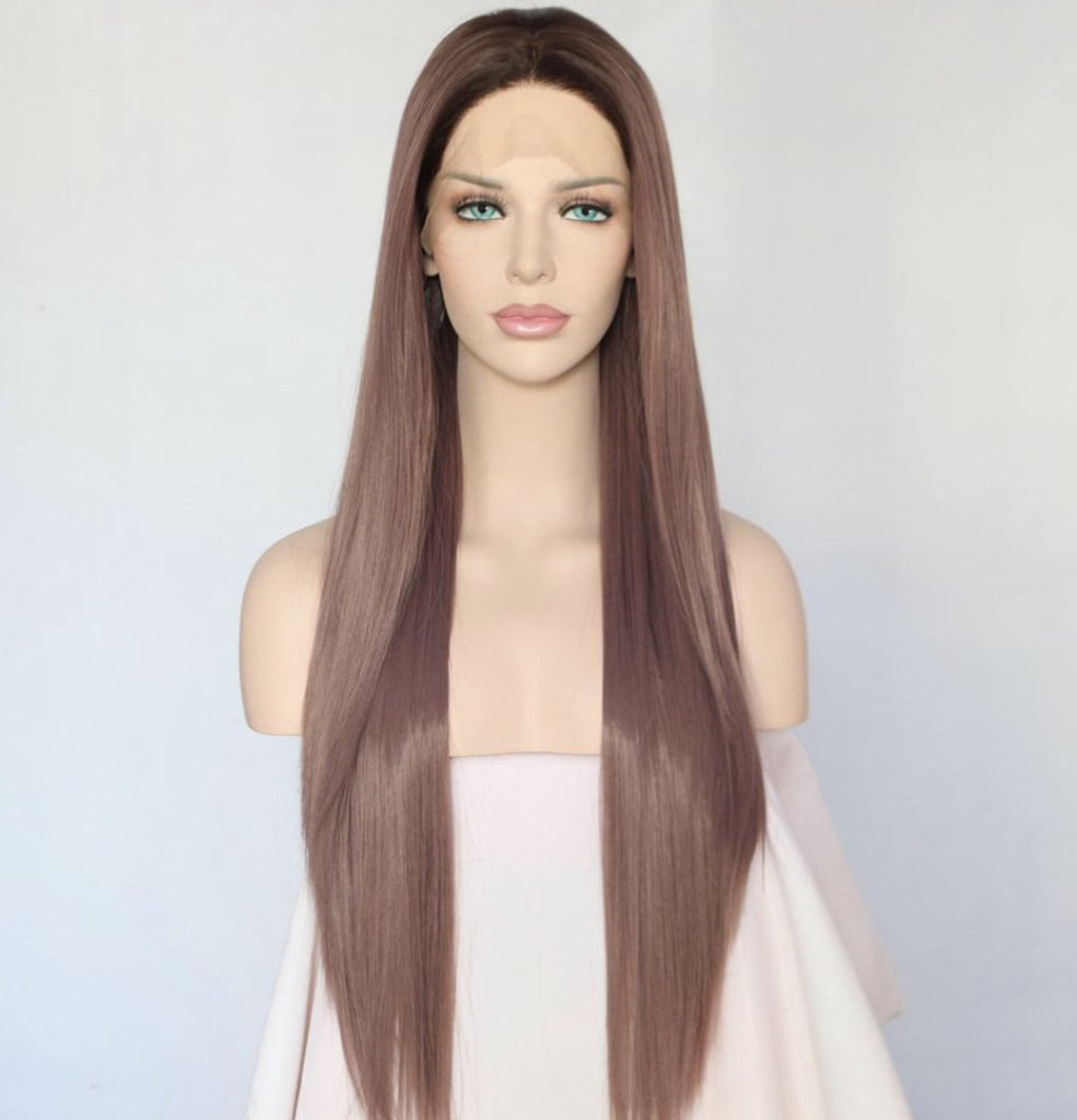 Load image into Gallery viewer, Ana Rose Synthetic Lace Front Wig 24""