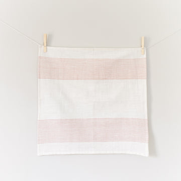 Natural & Blush Riviera Napkin