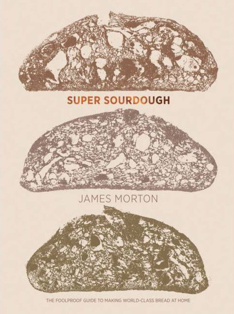 Super Sourdough book