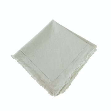 Frayed Edge Napkin