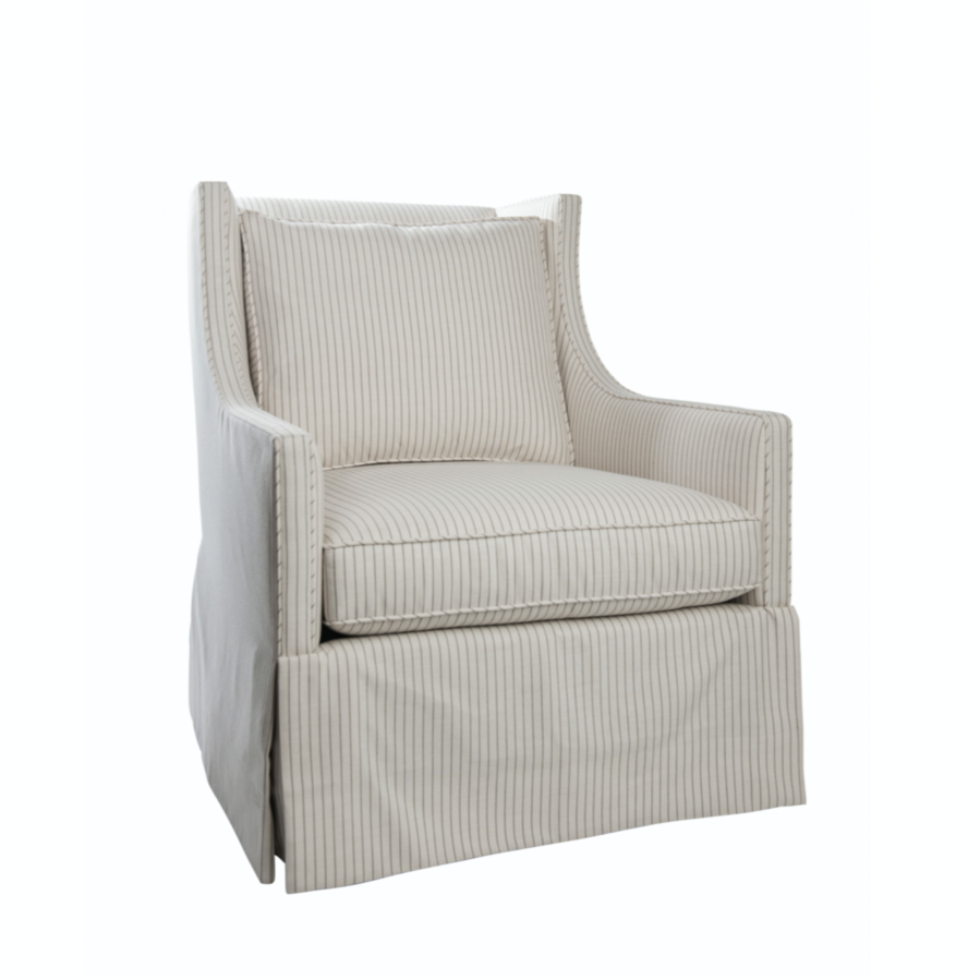 Oliver Swivel Glider Chair