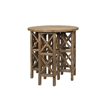 Buck End Table