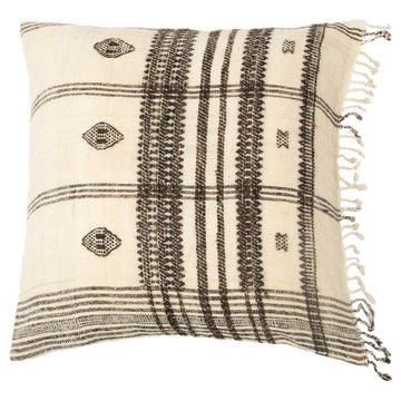 Akriti Cream Pillow