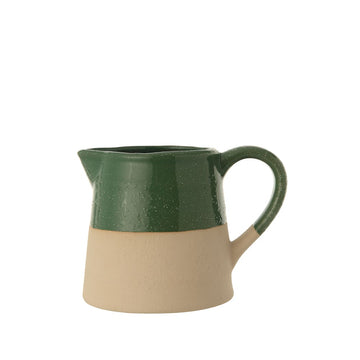 Green Matte Pitcher