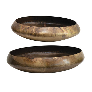 Antique Brass Metal Bowls