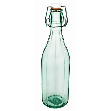 Faceted Hermetic Bottle