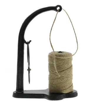 Cast Iron Jute Dispenser