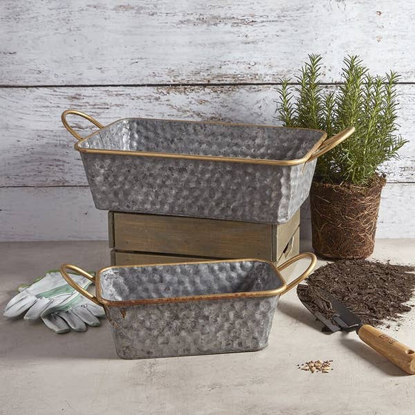 Planter with Handles