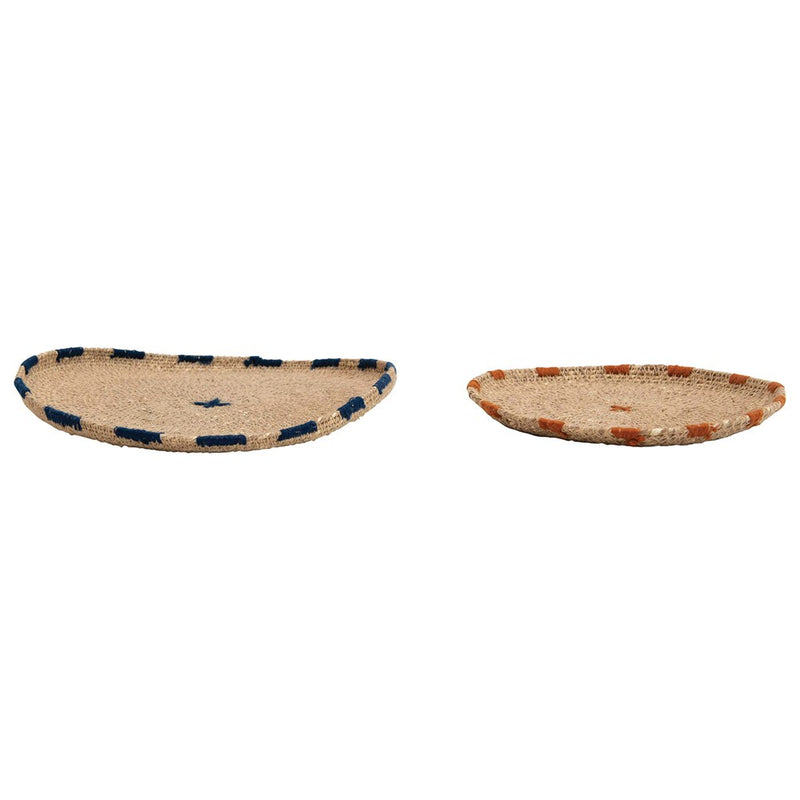 Natural Seagrass Trays
