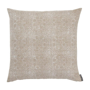 Wisteria White Pillow
