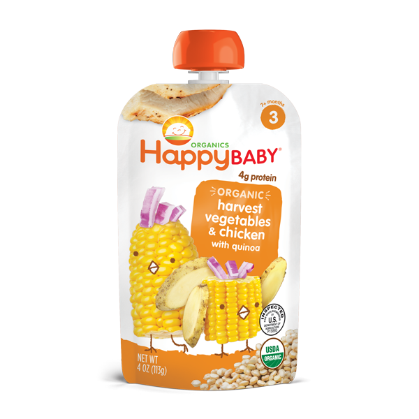 Happy Baby Hearty Meals Stage 3