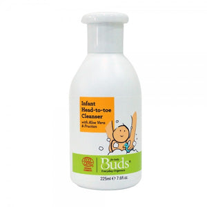 Buds Infant Head to Toe Cleanser
