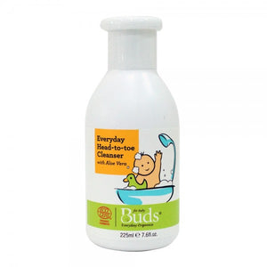 Buds Everyday Baby Head to Toe Cleanser (225ml)