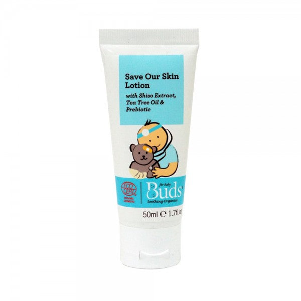 Buds BSO Save Our Skin Lotion (50 ml)