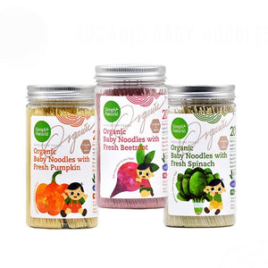Simply Natural Organic Baby Noodles