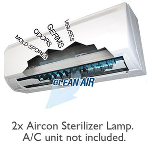 Uv Care Aircon Sterilizer