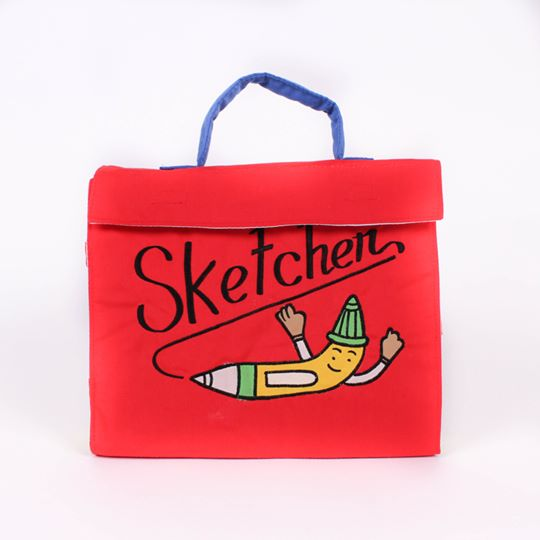 Sketcher Cloth Book