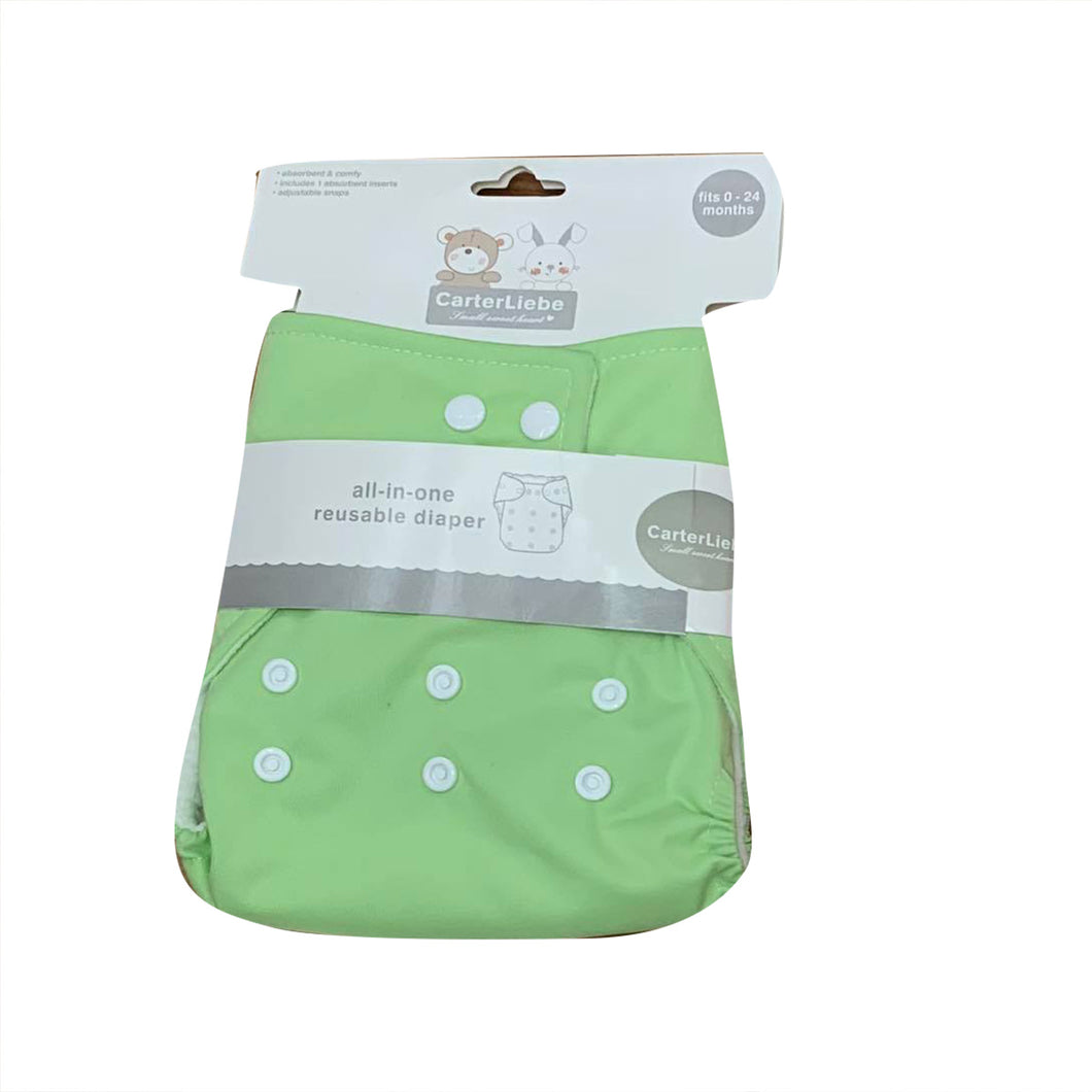 Carter Liebe Plain Cloth Diaper
