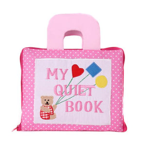 My Quite Book Dots Cloth Book