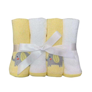CL Washcloth 4pcs