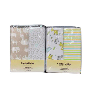 Carter Liebe 2pcs. Waterproof Quilt Pads