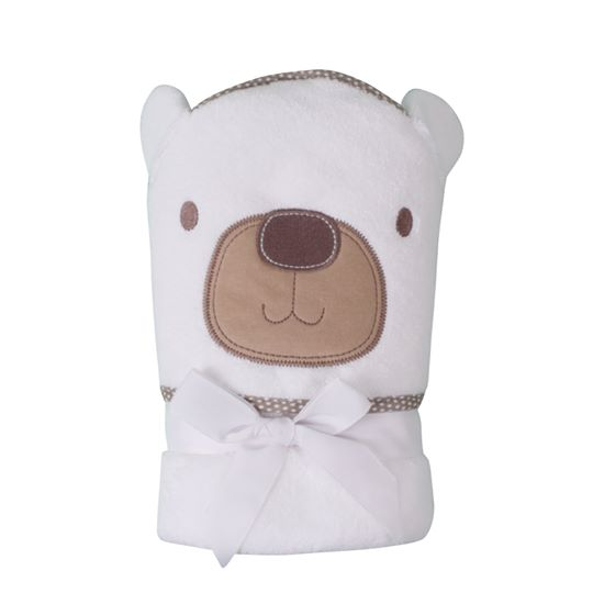 Carter Liebe Hooded Towel