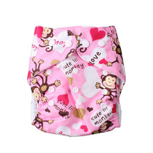 Load image into Gallery viewer, Carter Liebe Cloth Diaper (Printed)