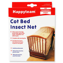 Load image into Gallery viewer, Happyteam Cot Bed Insect Net