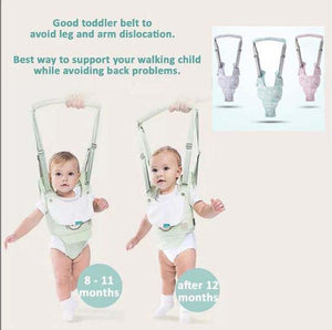 Kub -  Breathable Multi-Functional Toddler Harness