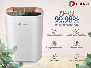 Cherry Home Air Purifier AP-02 with UVC Light