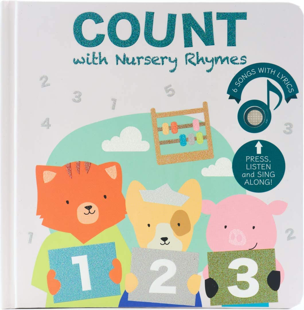 Cali's Books Count with Nursery Rhymes
